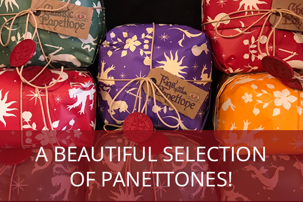 Panettones are here!